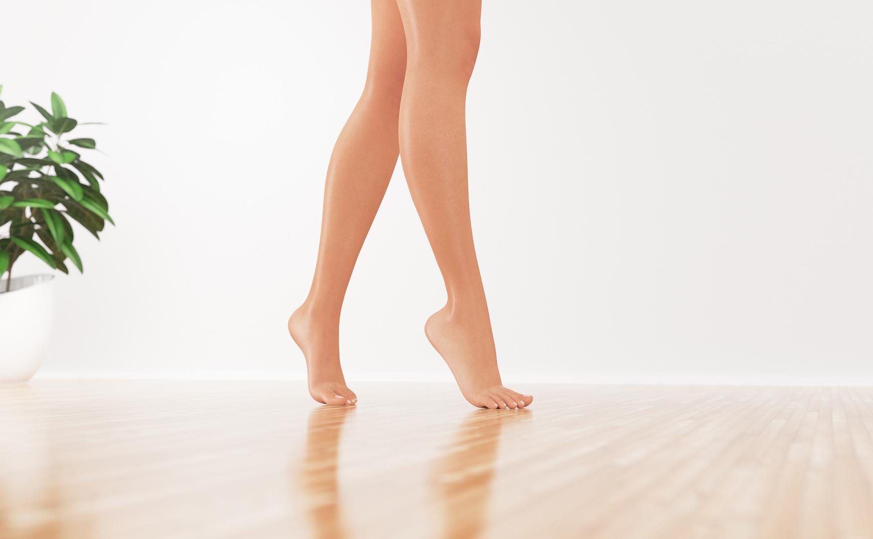 Laser Vectus Sopot - nogi