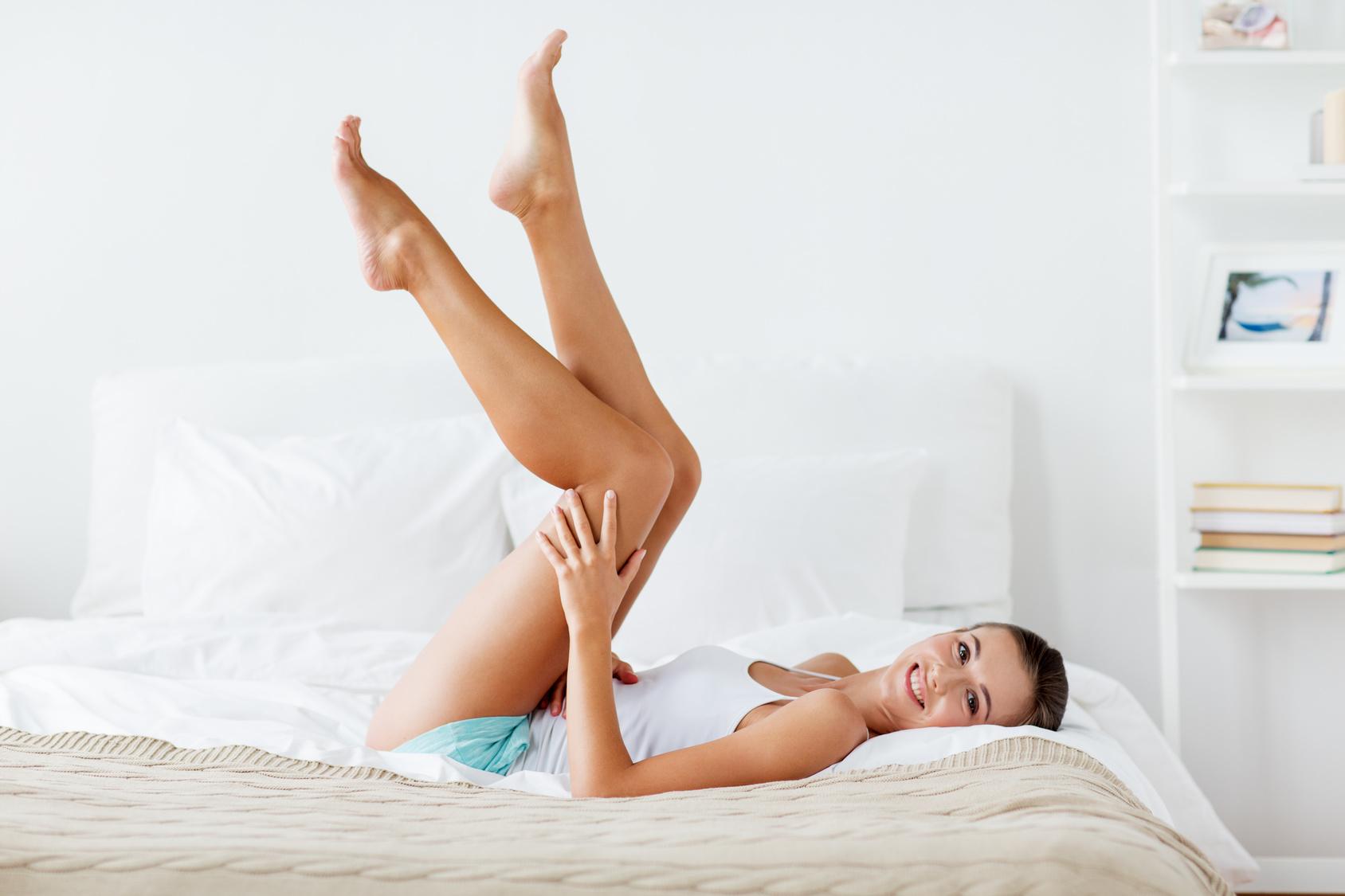 Kobieta - ukochany zabieg depilacji Vectus Sopot
